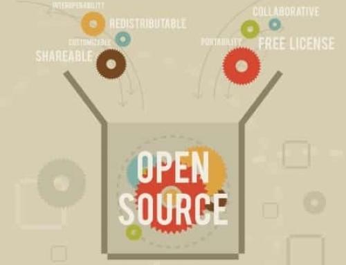 ERP open source, un code ouvert