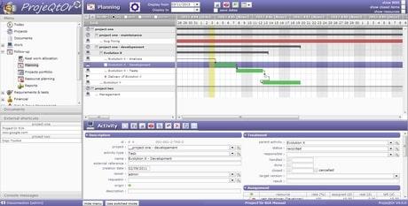 ProjeQtOr (logiciels de gestion de projet)