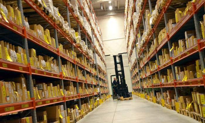 Inventaire et stock...Sans doute un casse-tête à l'époque où n'existaient pas encore les logiciels de gestion de stock