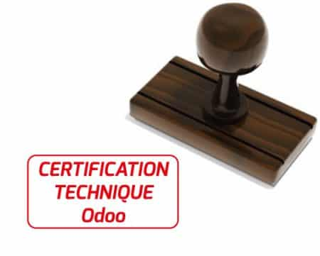 Odoo à Madagascar, certification technique