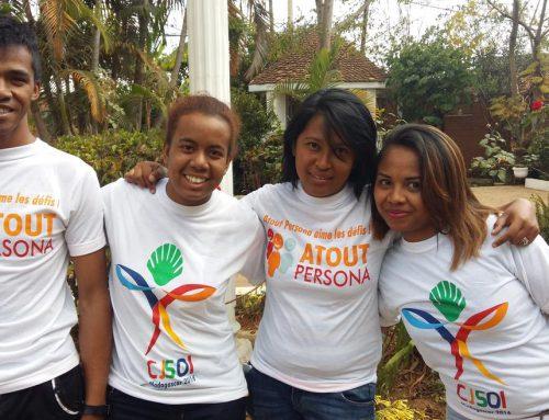 Atout Persona partenaire des CJSOI à Antananarivo